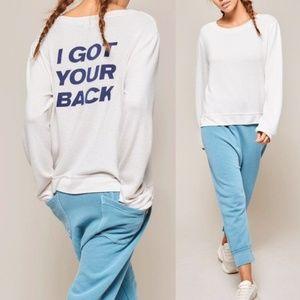 All Things Fabulous Got You Sweatshirt